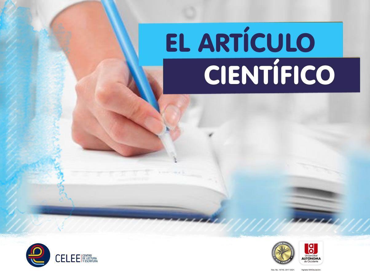 ARTICULO CIENTIFICO WEB