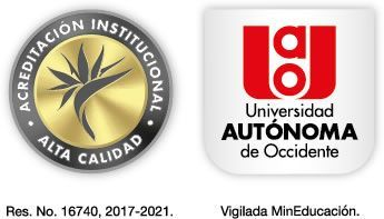 logo universidad autonoma de occidente uao