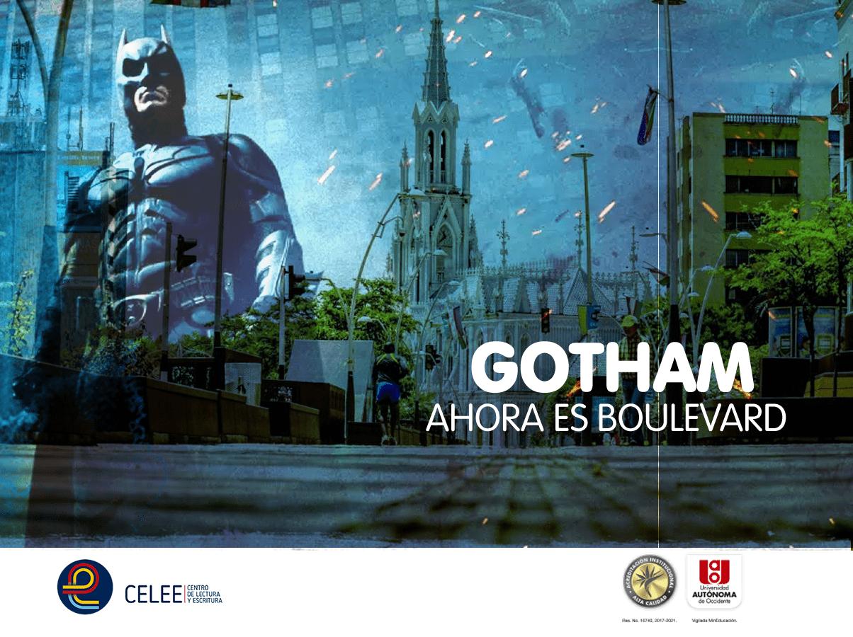 Gotham ahora es Boulevard por Lucero Gallego
