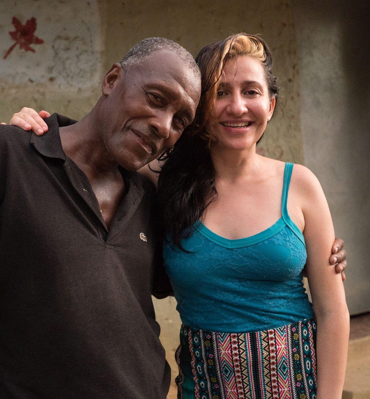 Lucero Rodríguez G., autora de El sueño africano (1)