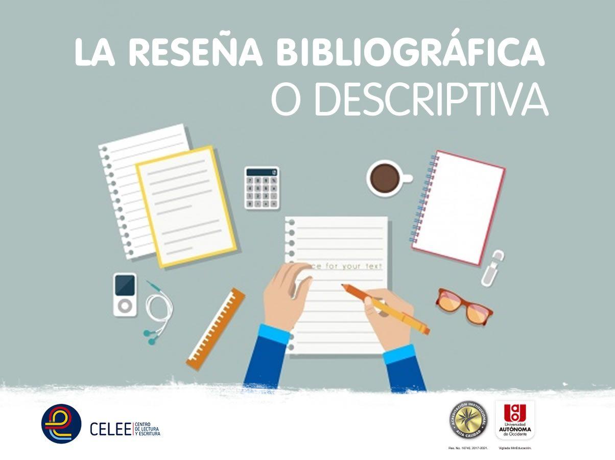 LA RESEÑA DESCRIPTIVA _WEB