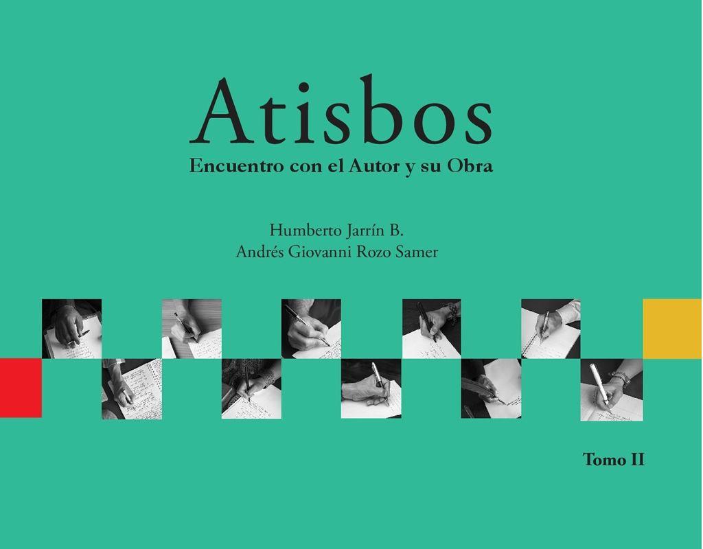atisbos encuentro autor y su obra humerto jarrin